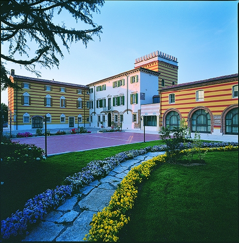 Ponte Immacolata Hotel Villa Malaspina Verona Foto